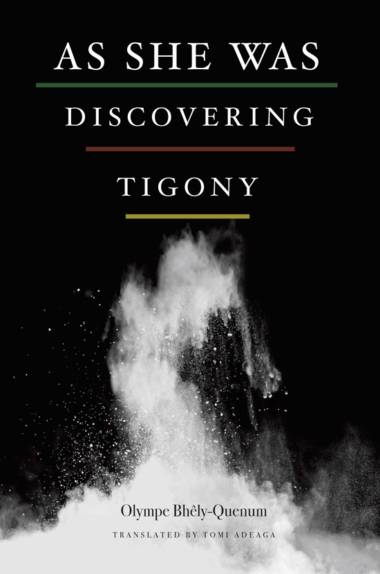 As she was discovering Tigony